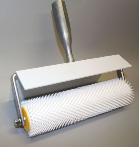 "RWS096A 10"" Spiked Aeration Roller"